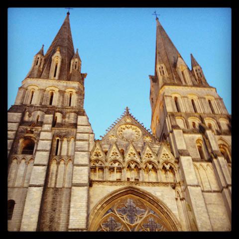 Bayeux Cathedral. Photo credit Doug Hamilton.