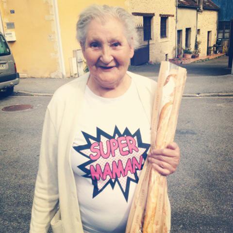 Normand super mama. Photo credit Doug Hamilton.