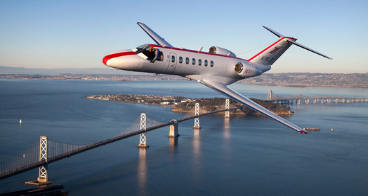 """JetSuite posts their """"Suite Deals"""" daily on Twitter and Facebook. Photo credit: Jessica Ambats."""